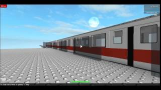SMRT Old C151 (Roblox)