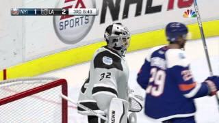 NHOL league Kings vs Islanders