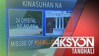 24 dati at incumbent officials ng Aklan, inireklamo ng NBI