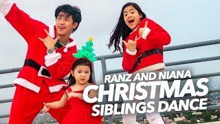 CHRISTMAS SIBLINGS DANCE!! | Ranz and Niana
