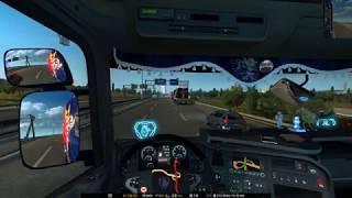 [ETS2]Euro Truck Simulator 2 - 2017/10/04