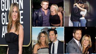 Jennifer Aniston And David Schwimmer Are Dating: Jennifer Aniston's Complete Dating History