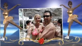 5 лет свадьбы Юлия и Сергей