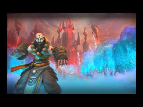 Heroes of the Storm - Heroes Screens
