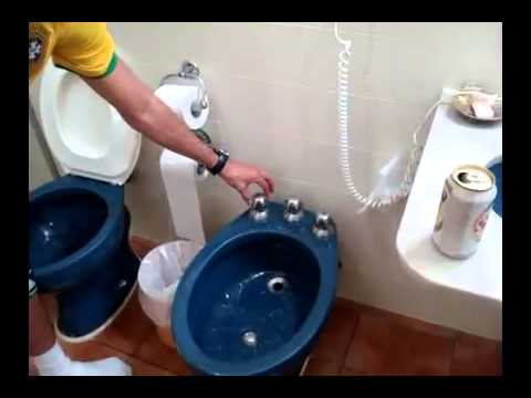 Bebado explicando como usar o bid parte 1 youtube for Desague bidet