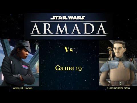 Star Wars Armada - Fleet Battle 19 - Wave 7