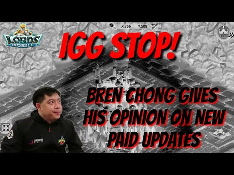 IGG STOP! - Lords Mobile