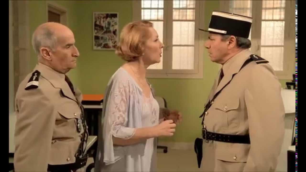 le gendarme et les gendarmettes gratuit