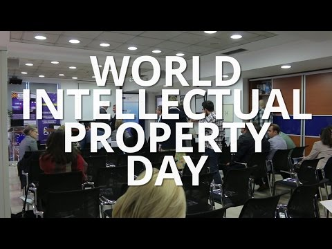World Intellectual Property Rights Day with The Delegation of the EU & The Embassy of the US