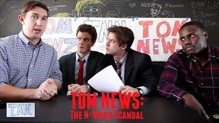 TOM NEWS N-Word Scandal feat Dayo Okeniyi
