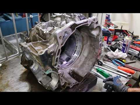 Câmbio Automático 62TE Teardown - Reparo 62te da Freemont