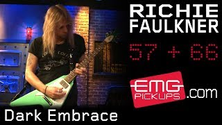 Richie Faulkner of Judas Priest plays