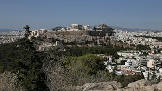 Греция: Виды Афин с холмов/Scenic Views of Athens(Виды на Афины и Акрополь с Холма Ареса (Ареопага) и холма Муз (Филопаппу) / The views of Athens and the Acropolis from the Areopagus..., 2017-01-07T11:05:18.000Z)