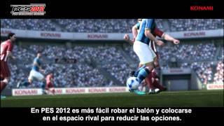 Trailer español de PES 2012 con GAMEPLAY