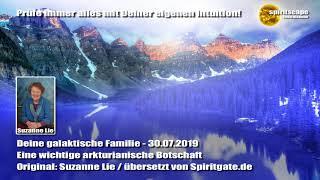 Eine wichtige arkturianische Botschaft - Die Arkturianer durch Suzanne Lie