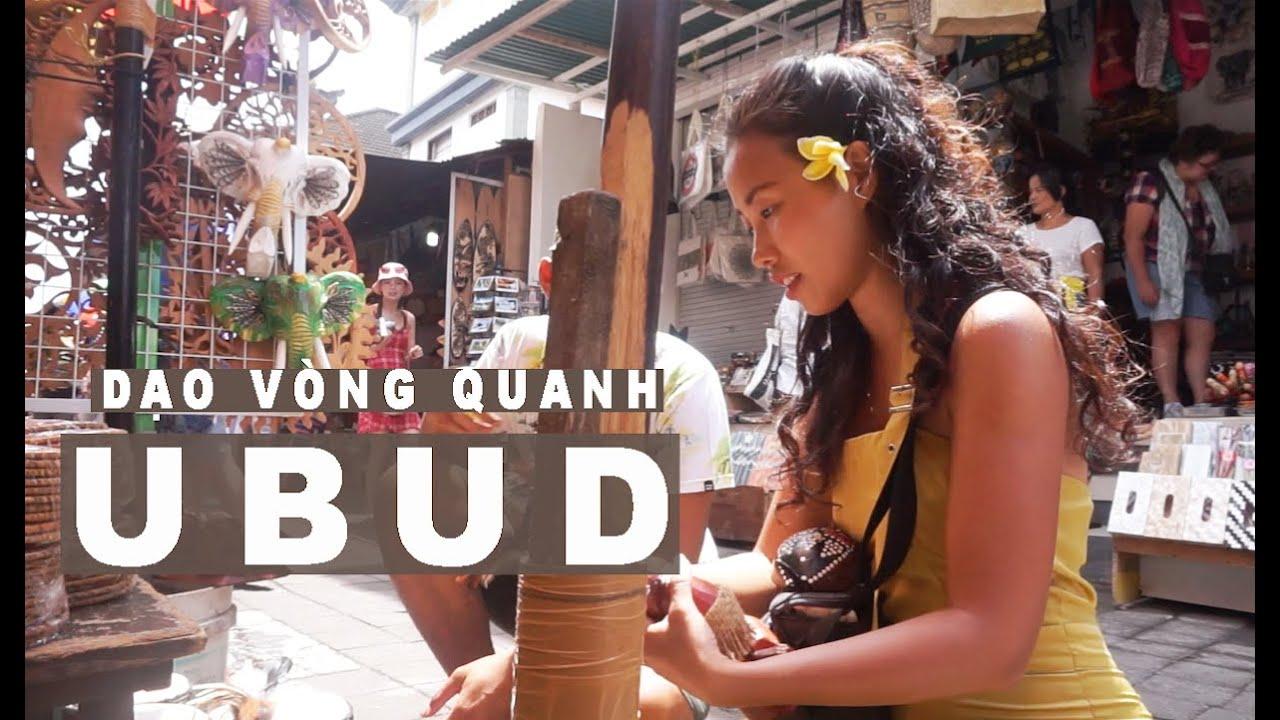 Một Ngày Thảnh Thơi Dạo Quanh Ubud | Indonesia