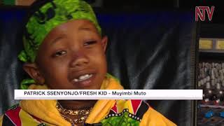 FRESH KID: Wuuno omwana ayimba okukira abakulu
