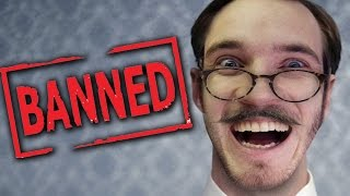 Banned from DATING?! (BroKen #12)