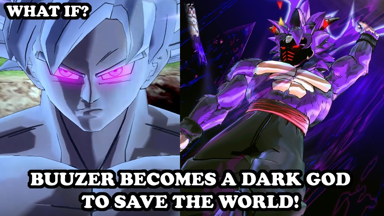 STRONGEST CaC BUUZER BECOMES A DARK GOD! DIVINE SSJ4 TRANSFORMATION SAVES  THE END OF THE WORLD! XV2