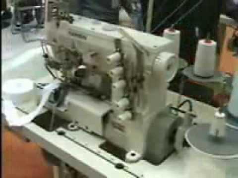 Плоскошовная машина Kansai Special WX-8803EMK купить - YouTube