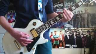 Chelsea Grin - Recreant - Guitar Cover- With Sweeps - HD
