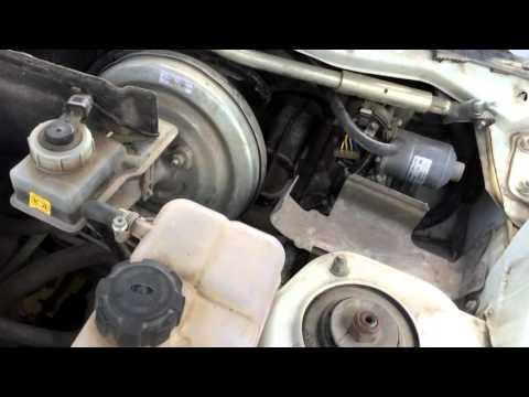 Замена моторедуктора печки на приоре