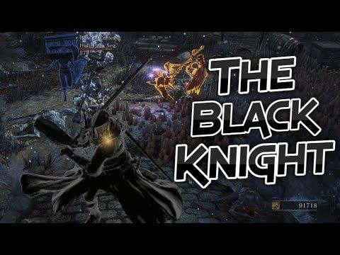 Dark Souls 3: The Black Knight