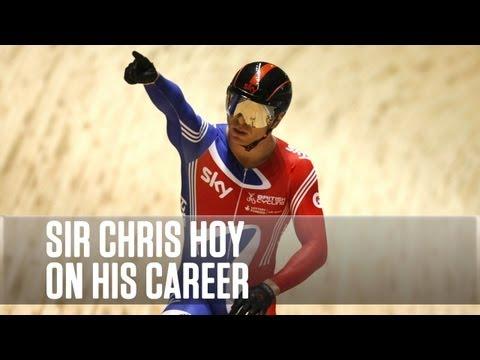 Sir Chris Hoy On His Career