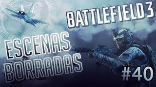 Battlefield 3 - Escenas borradas del montaje