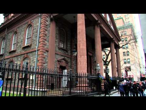^MuniNYC - Broadway & Fulton Street (Financial District, Manhattan 10007)