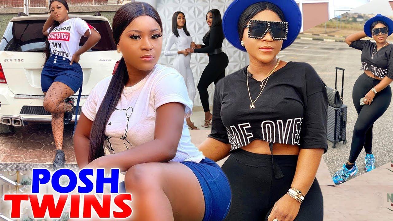 Posh Twins COMPLETE SEASON - Destiny Etiko 2020 Latest nigerian Nollywood movie