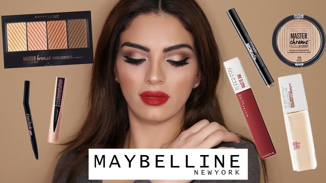 8ba8f9c76a467 One Brand Makeup Tutorial