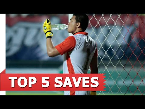 TOP 5 SAVES - TOYOTA Thai Premier League - Save of the Week │March 16th