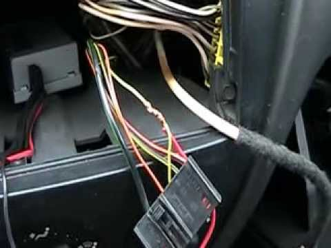 Ford Transit Wiring Diagram 2005 Frigidaire Focus Aux Input Install - Youtube