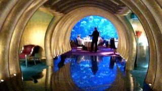 帆船酒店Burj Al Arab lunch