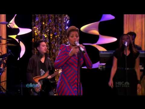 Mary J Blige on Ellen I Am  HD