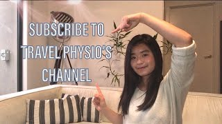 Subscribe to Travel Physio Channel - Virtual Physical Therapy Practice
