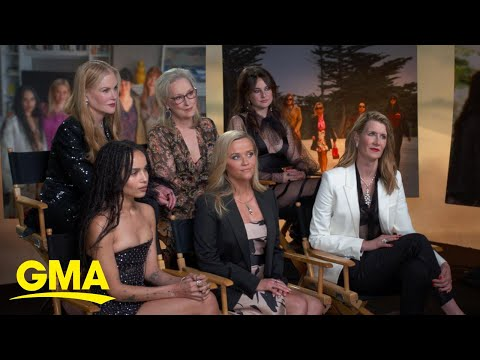 Exclusive Interview With The Cast Of 'Big Little Lies' Season 2
