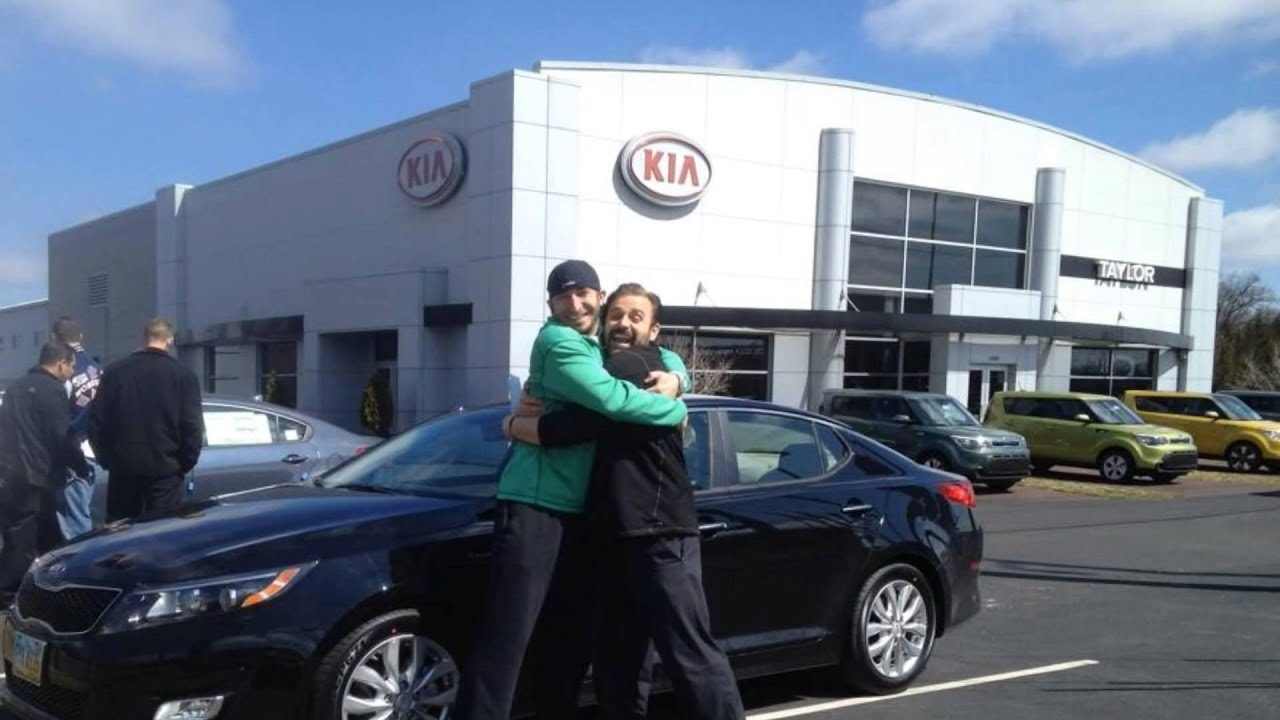 Amazing Donny P At Taylor Kia