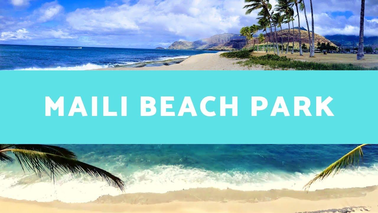 Maili Beach Park, Oahu