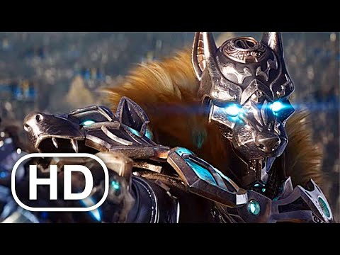 GODFALL Intro Cinematic Trailer NEW (2020) Action Fantasy HD