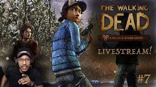 WELL THAT WENT HORRIBLE... what now? | The Walking Dead: Season 2 | #7