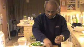 Reg's Onion Bhaji Recipe