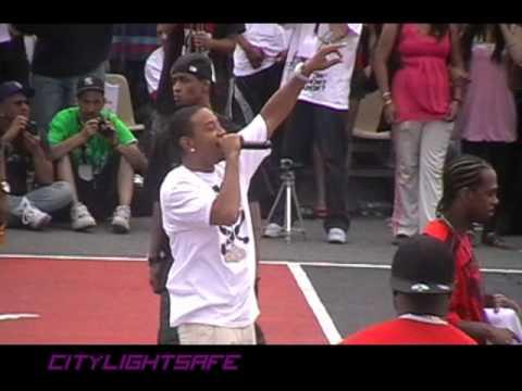 Ludacris - Number One Spot Live @ QUAI 54, PARIS FRANCE