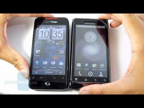Motorola DROID 2 vs. HTC Droid Incredible