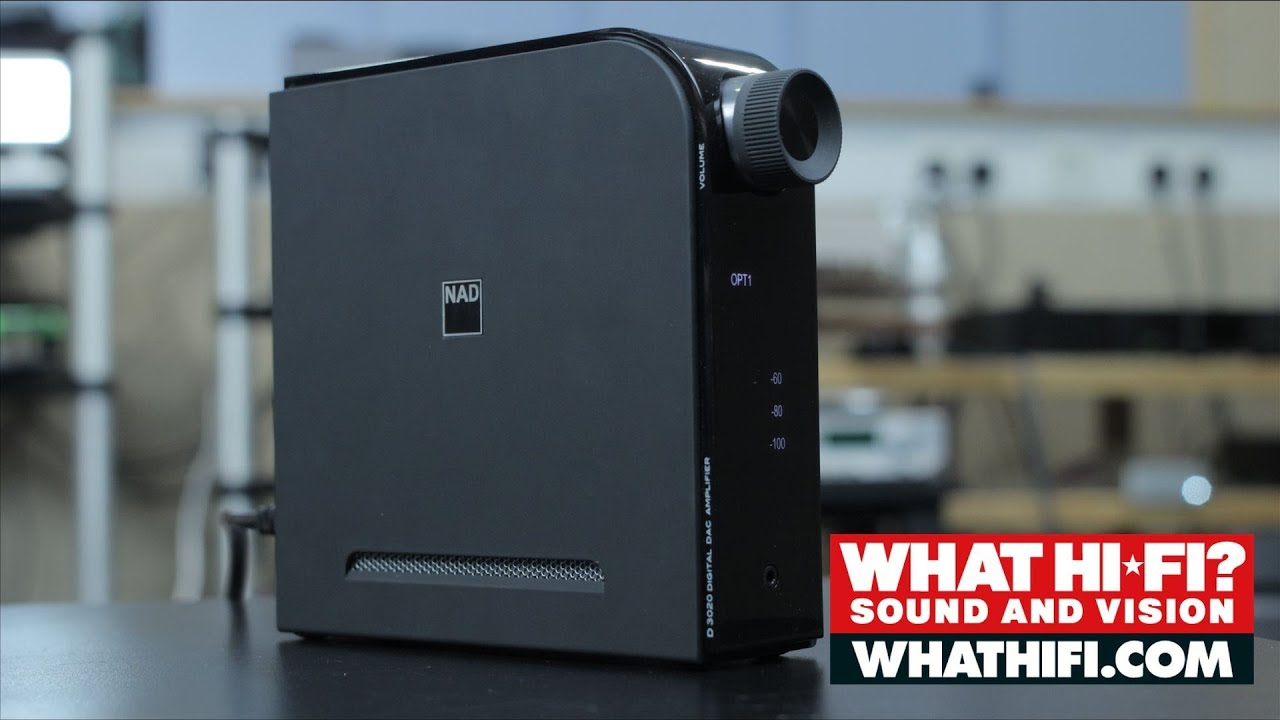 nad 320 review