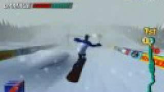 1080 Snowboarding (N64) - Expert Match Race [1/2]