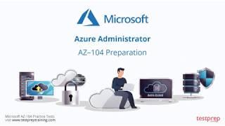 Azure Administrator AZ-104 Training   Introductory Course