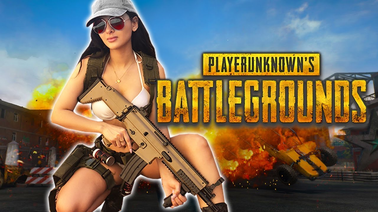 MY FIRST TIME PLAYING PUBG MOBILE