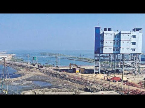 Matarbari USC Coal Fired Power Plant Project_Part 4 - YouTube